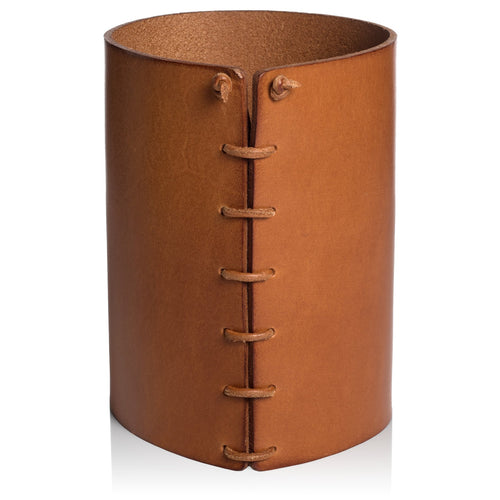 Limited Edition Leather Artisan Cuff