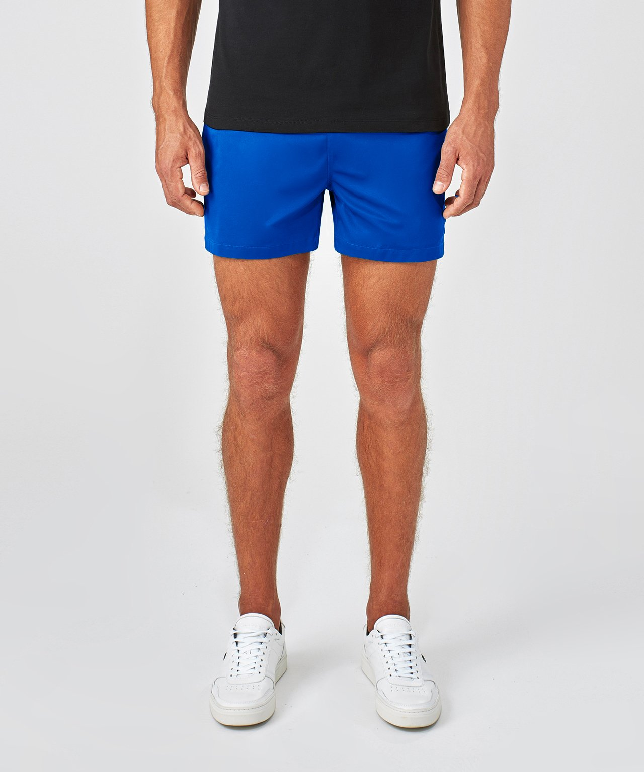 Exerciser Shorts - electric blue
