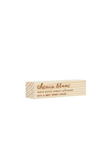 Engraved Chenin Blanc Block