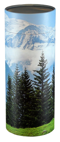 Mountain View Design Eco-Friendly Scattering Tube - Large Adult - Cherished Urns