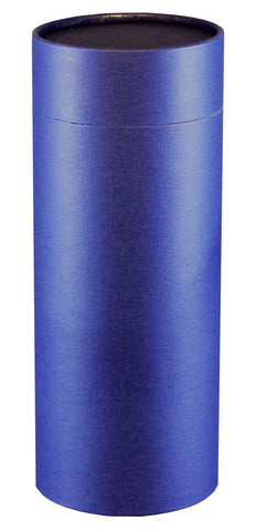 Navy Eco-Friendly Scattering Tube - Large Adult - Cherished Urns