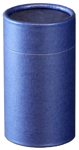 Navy Eco-Friendly Scattering Tube - Small - Cherished Urns