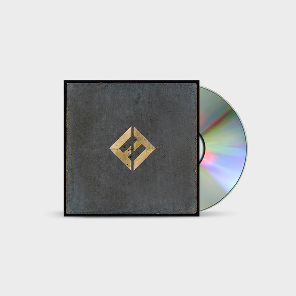 Concrete and Gold CD