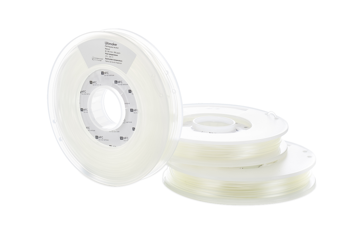 Ultimaker PVA - Dissolvable Support Filament for UM3 & S5