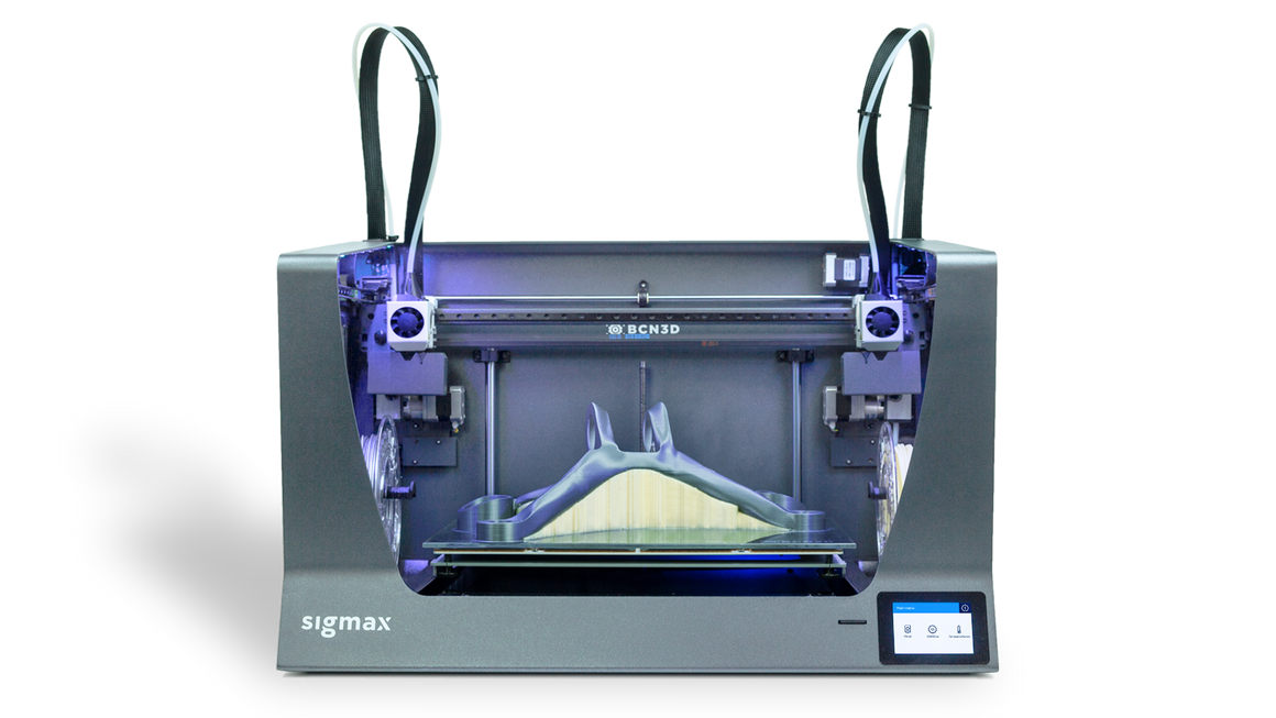 BCN3D Sigmax Dual Extrusion 3D Printer