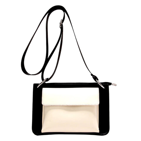 Sweet Envelopes Bag with Wide Strap - Siscloset