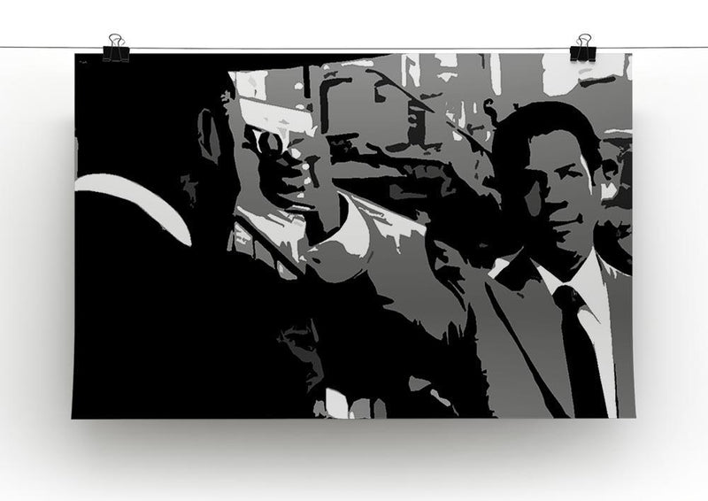 American Gangster Canvas Print or Poster - Canvas Art Rocks - 2
