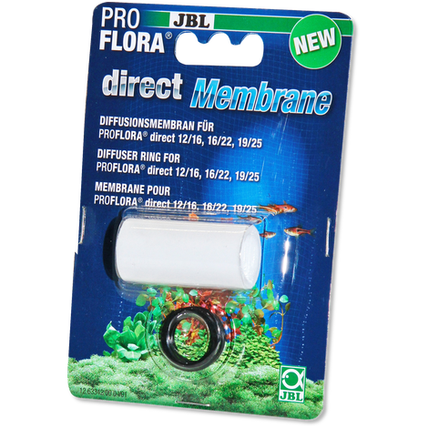 Membrane 12/16,16/22,19/25 for JBL ProFlora Direct