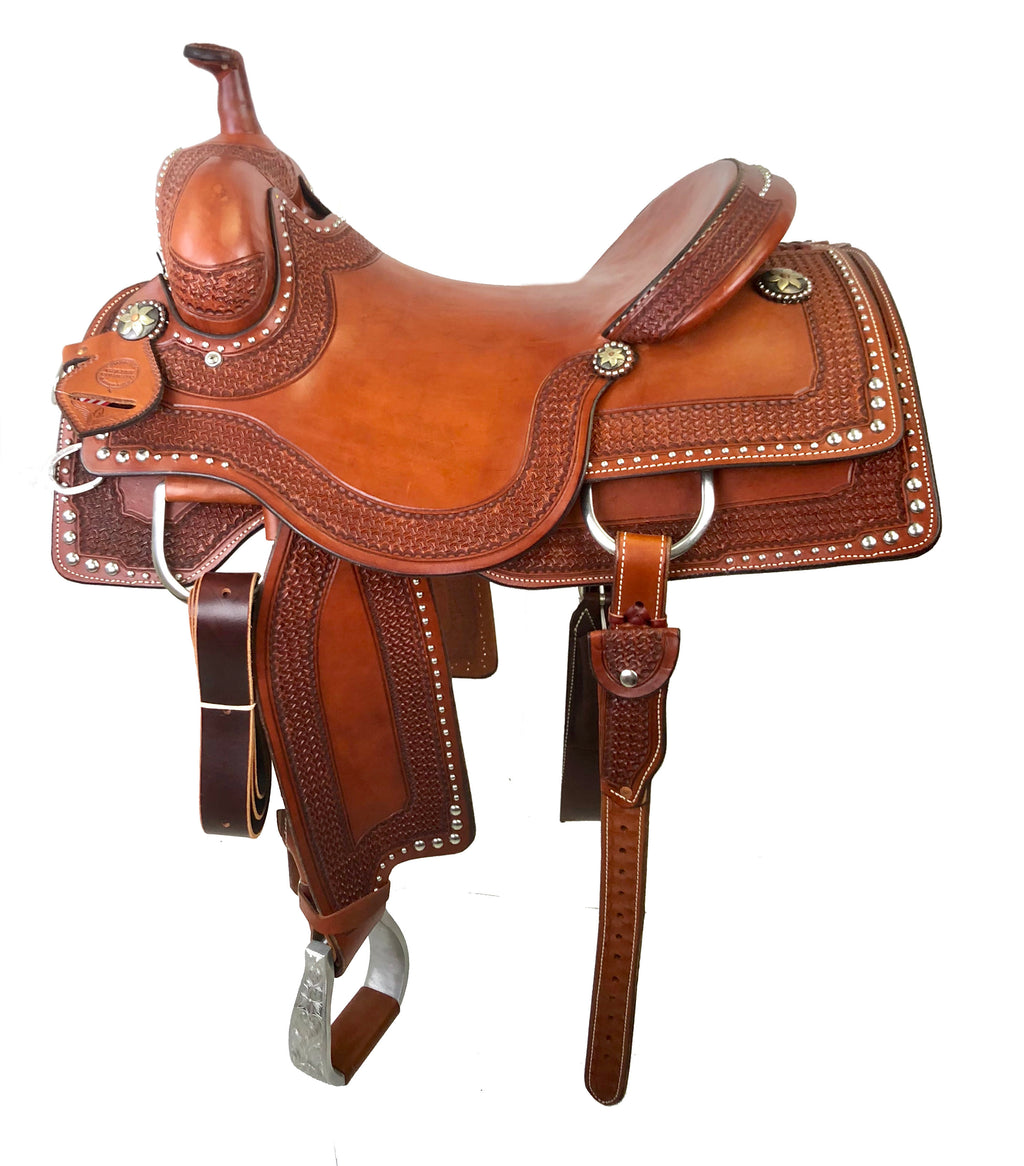 Aspen Valley Cutter Saddle