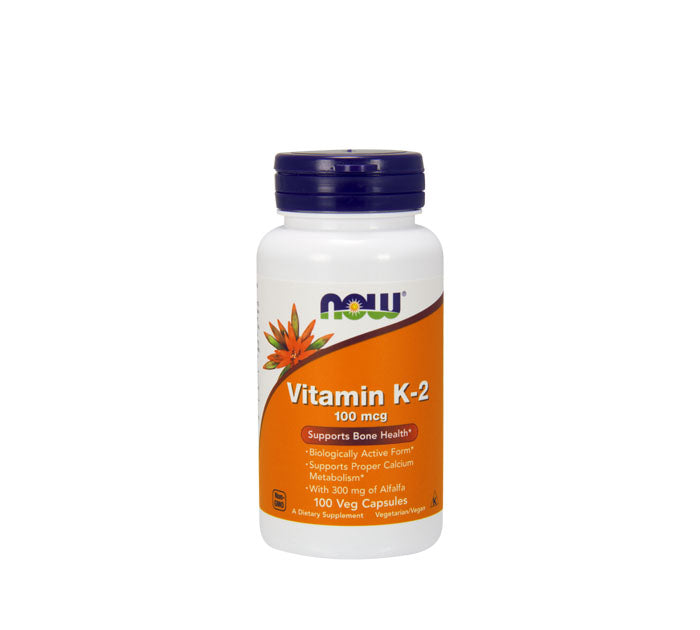 NOW Vitamin K2 100 viên