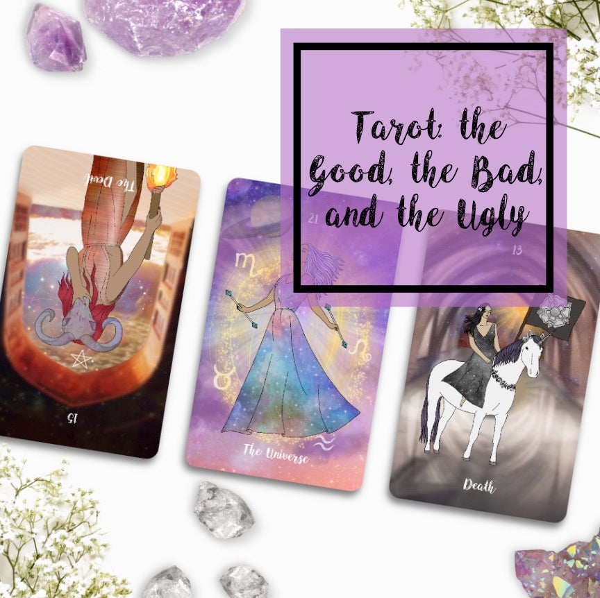 Tarot: the Good, the Bad, and the Ugly