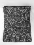Rule 73 Scarf #183, Elementary Cellular Automata Knit - second
