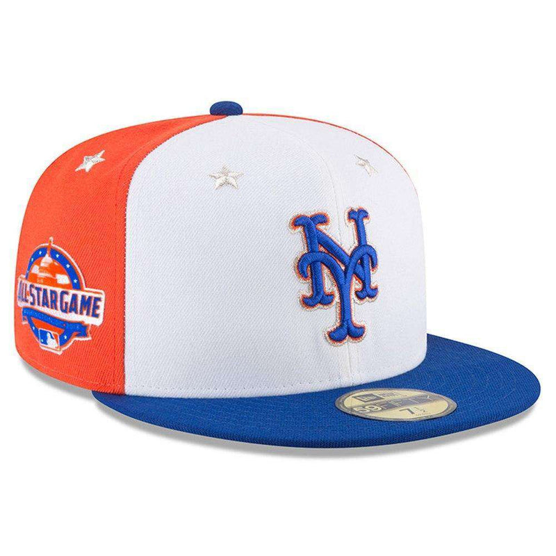New York Mets New Era 2018 MLB All Star AC On-Field 59FIFTY Fitted Hat