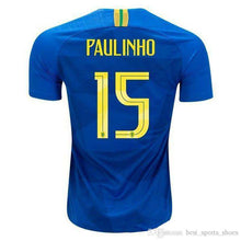 Load image into Gallery viewer, 2018 Brasil World Cup Soccer Player Jerseys- - GoodsByAdrian