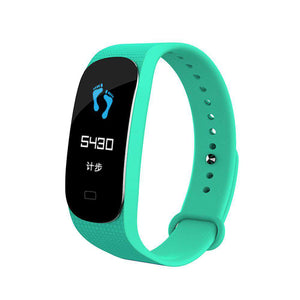M5 Smart Activity Tracker with Step Counter Watch- - GoodsByAdrian