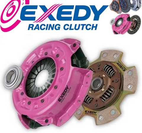 Exedy SO Clutch Kit (Sports Organic Kit) MR2 SW20 3SGTE Turbo (TYK-6441SO) Pressed Metal Fork