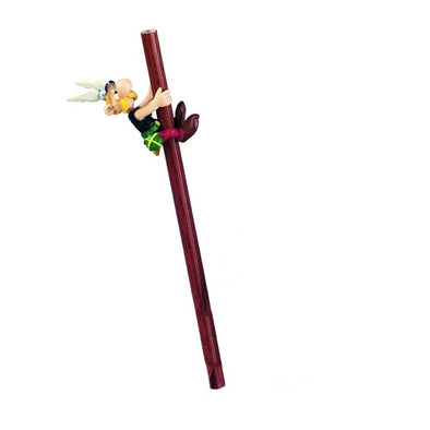 Asterix on Pencil Asterix Figure Plastoy Cake Topper