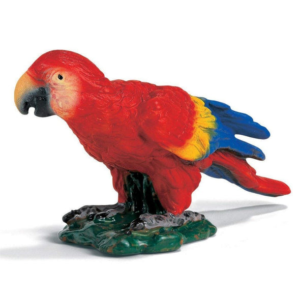 Schleich 14329 Parrot Red Bird