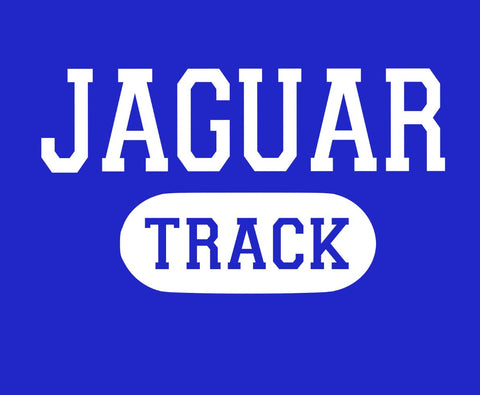 Jaguars Track Hoodie WITHOUT Personalization