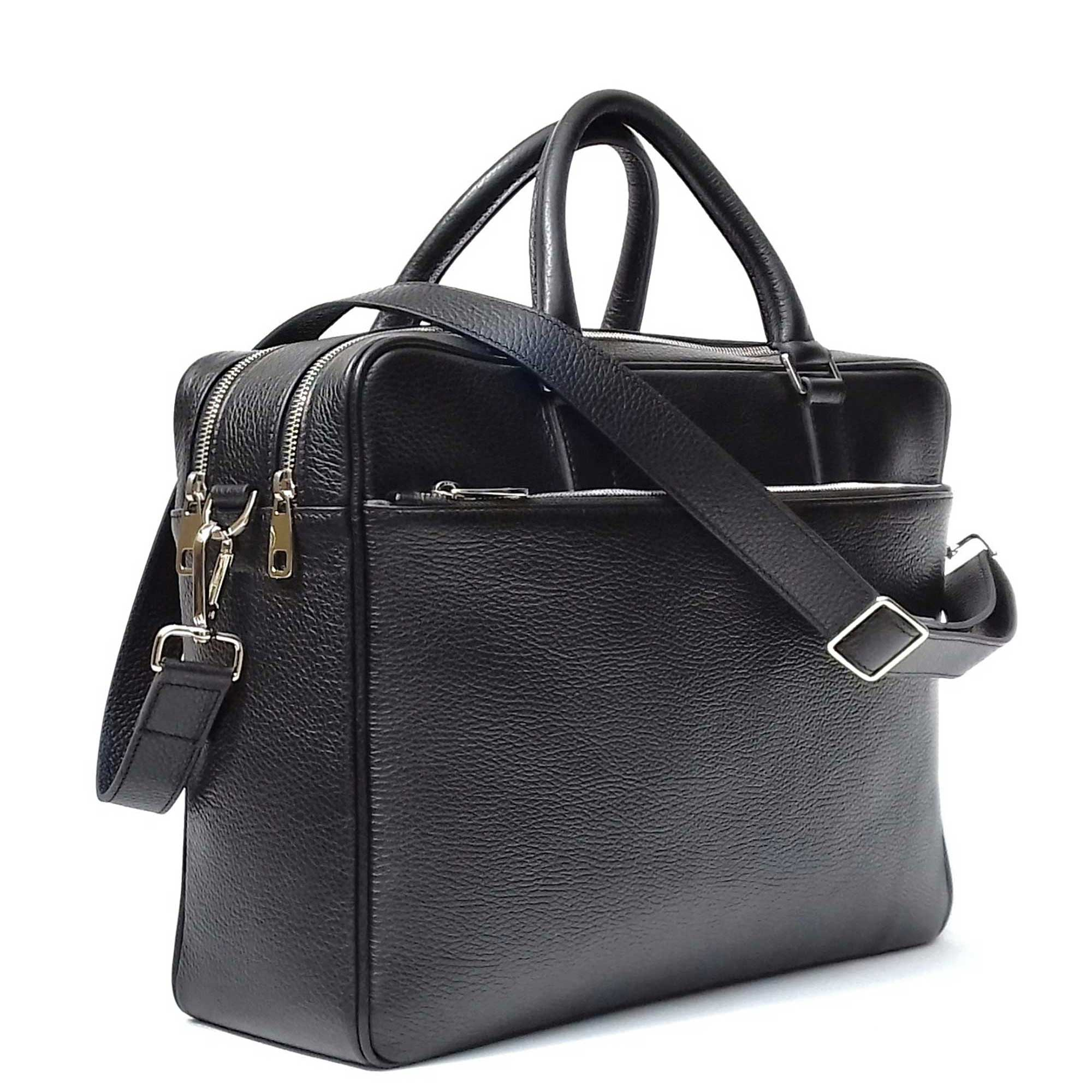 Superior Quality Italian Leather Briefcases for Men and Women - DiLoro Leather | Designed in Switzerland