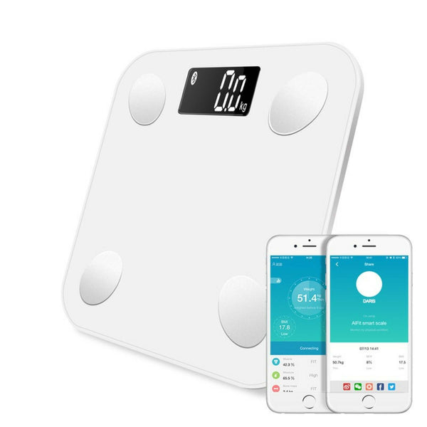 House of Keto Smart Scale for fat percentage measurement with Android and IOS App