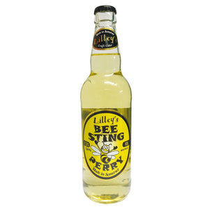 Lilley's Cider - Bee Sting - Perry - 500ml Bottle