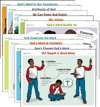 ABC2 Grades 2 - 5  Lesson Theme Posters Unit 1 - 15-1-108