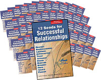 12 Seeds for Successful Relationships - Case of 50 - 12SEEDSCASE