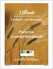 12 Seeds Personal Journal-Workbook, Case of 50