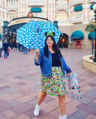 accessories for the rain in disney ideas