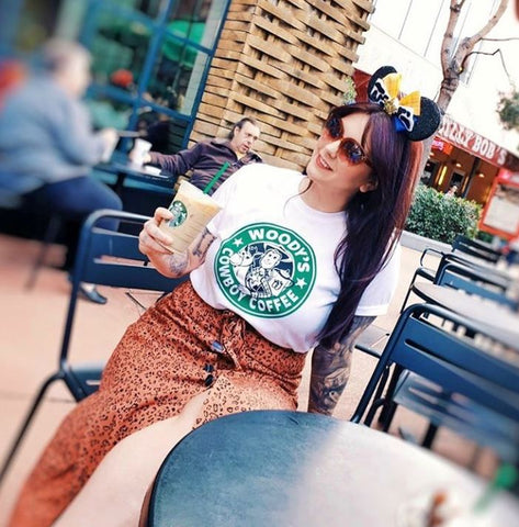 coffee sheriff tee