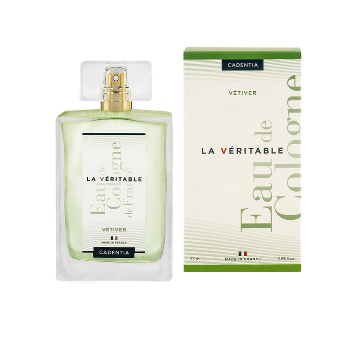 LA VERITABLE Eau de Cologne - Vetiver