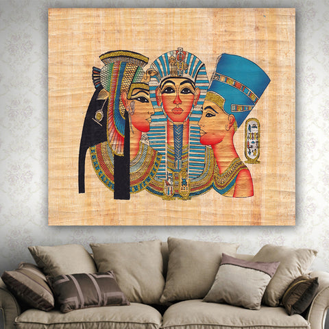 mmuju No-fade Bedding Outlet Hand Tapestry famous drawing Egyptian culture Wall Hanging Tapestry for Home Psychedelic Bedspread