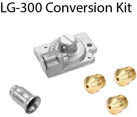 Conversion Kit NAT to LP for Vulcan LG300 Fryer (Robertshaw Valve)