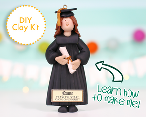Graduate Ornament/Figurine