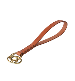 Key Strap, Light Brown