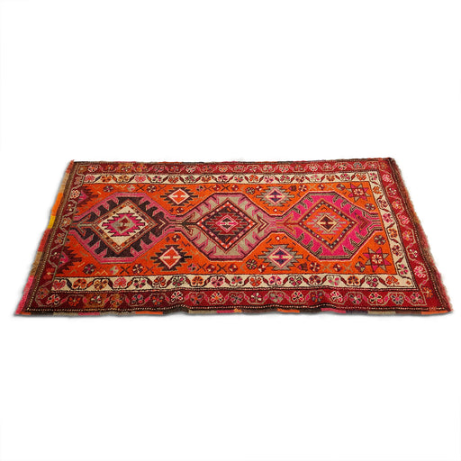Multi-Color Tribal Rug