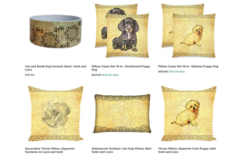 Dog pillow beds and dog pillows and covers home decor