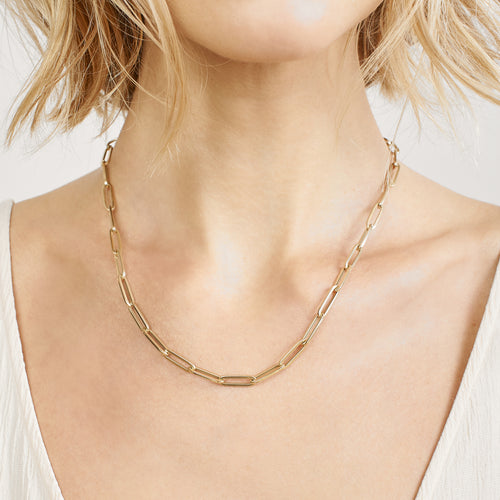 Leonie Link Necklace
