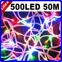 50m 500 LED Lights Fairy String Decoration Outdoor Waterproof