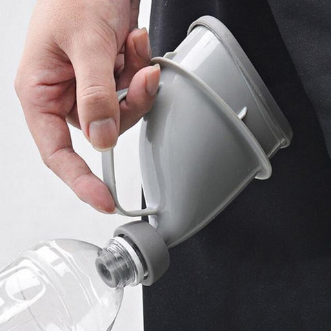 Portable Travel  Emergency Urinal Funnel Default Title joeypatch
