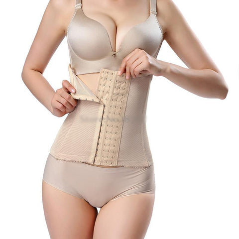 Postpartum Maternity  Cincher Corset Waist Trainer Belt joeypatch