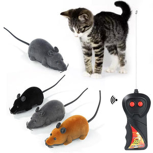 Remote Control Mice Toy for Cat or kids Cat Toys Godness House-jder Store