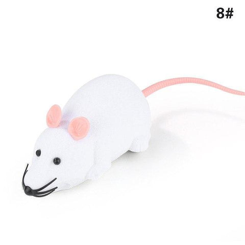 Remote Control Mice Toy for Cat or kids Cat Toys Pink Godness House-jder Store