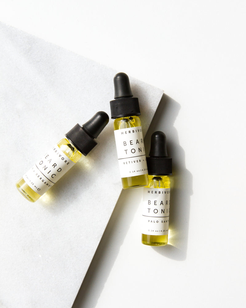 Beard Tonic Sampler by Herbivore