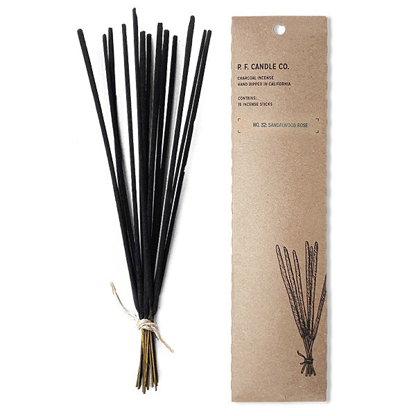 Sandalwood Rose Incense by P.F. Candle Co