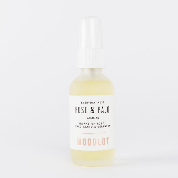 Rose + Palo Mist by Woodlot