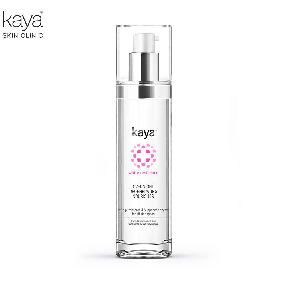 KAYA Overnight Regenerating Nourisher - All Skin Type - 50ml Available