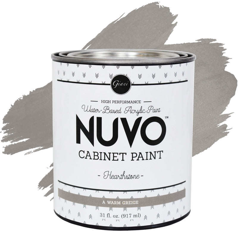 Nuvo Hearthstone Cabinet Paint