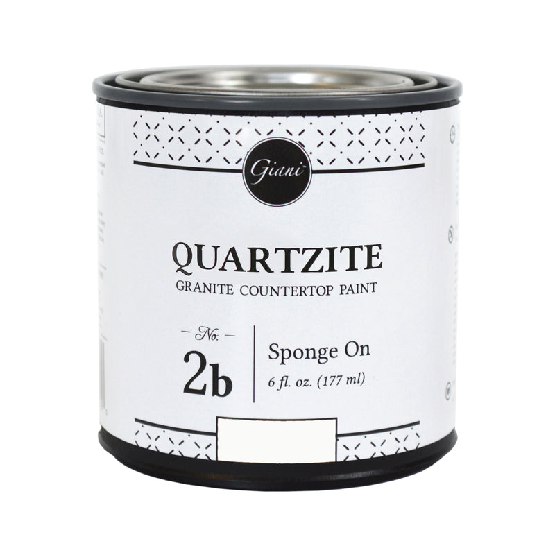 Quartzite Mineral for Giani Countertop Paint Kits Step 2B